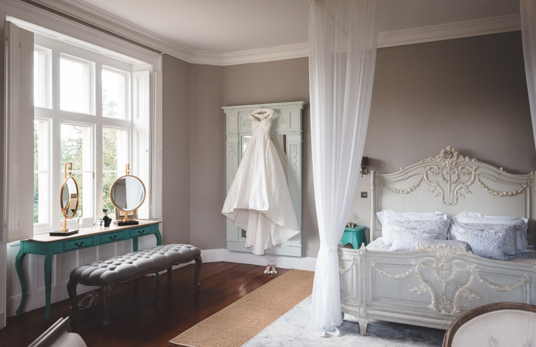 Bridal Suite at Thicket Priory