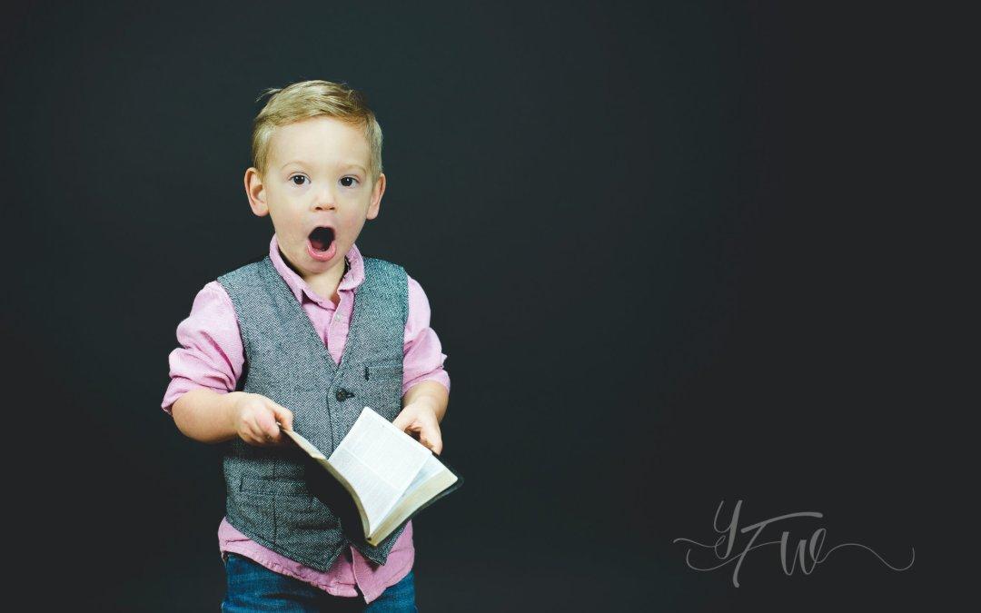 5 Cute Wedding Readings For Children