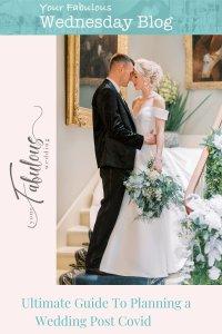 Planning a post covid wedding