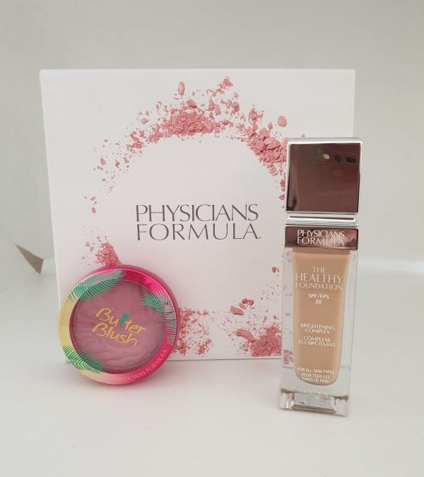 Review: Physicians Formula's Healthy Foundation