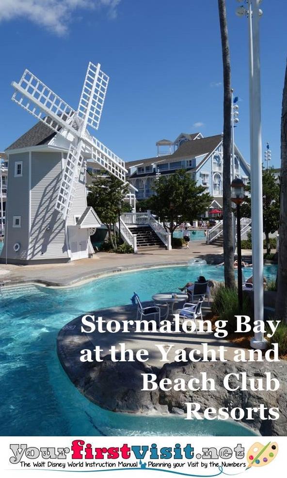 Stormalong Bay At Disneys Yacht And Beach Club Resorts