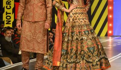Ali Xeeshan Summer Wedding Collection 2016