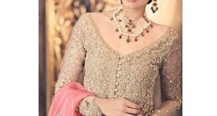 Maria Ali Bano Bridal Spring Summer Collection 2016