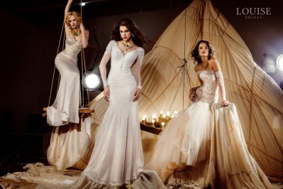 Summer Wedding Gowns Collection Louise Bridal Dresses 2016 24