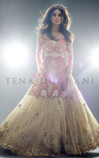 Teena Durrani Omorose Elegant Bridal Collection 2016 11
