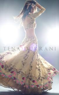 Teena Durrani Omorose Elegant Bridal Collection 2016 14
