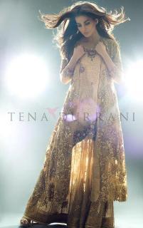 Teena Durrani Omorose Elegant Bridal Collection 2016 17