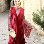 Bridal Hijab Dresses