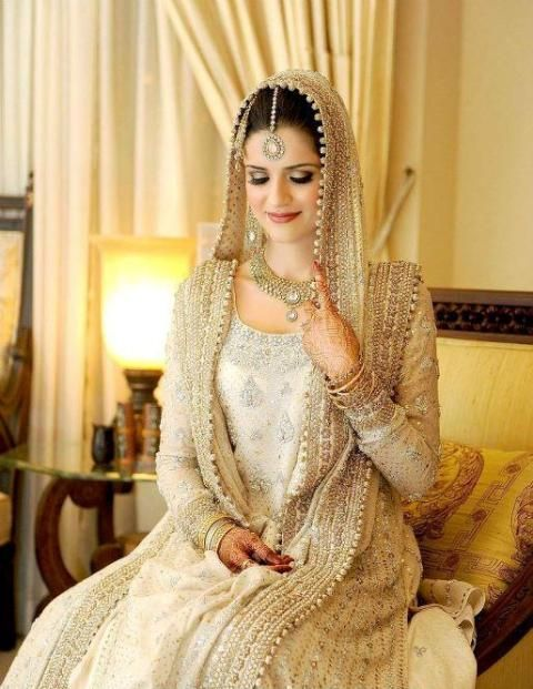Bridal Lehenga Pakistani Wedding Wear In 2016 5