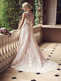 Casablanca Bridal Wear Spring Summer Collection 2016 17