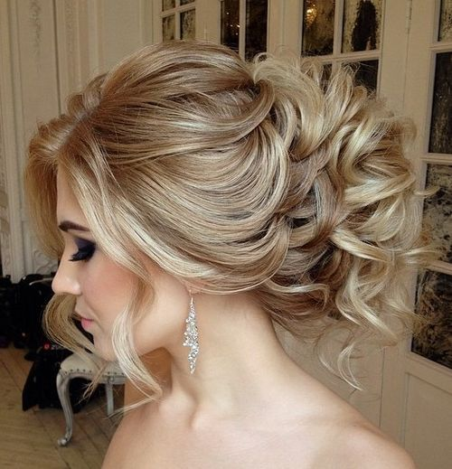 Bridal Updo Hairstyles Wedding Hair Tips & Ideas