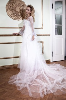 Elegant Lace Bridal Collection By Idan Cohen 2016 12