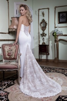 Elegant Lace Bridal Collection By Idan Cohen 2016 3