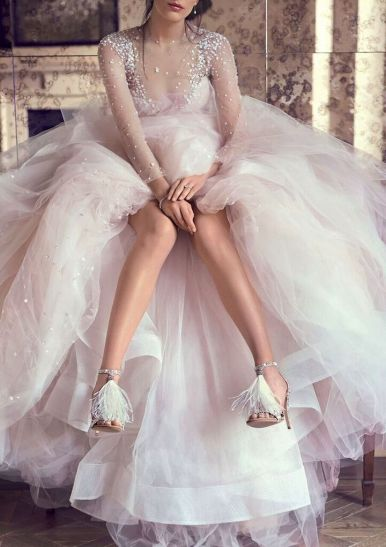 Jimmy Choo Bridal Shoes Summer Collection 2016 7