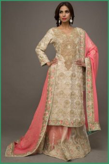 Deepak Perwani Summer Bridal Wear