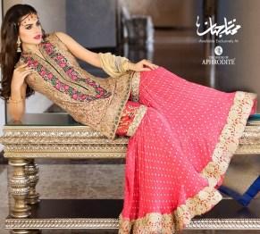 Mumtaz Jehan Bridal Eid Dresses By House Of Aphrodite 2016