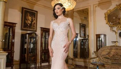 Shabi And Israel Haute Couture Bridal Wear