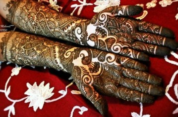 Amazing Wedding Mehandi Designs For Summer Autumn 2