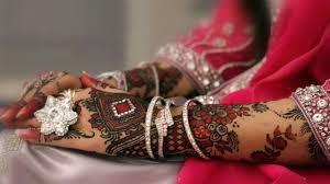 Amazing Wedding Mehandi Designs For Summer Autumn 5
