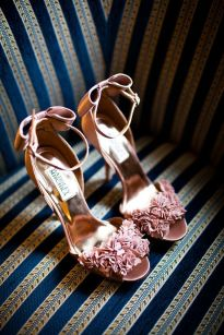 Amazing DIY Wedding Shoes Every Bride Should See 2