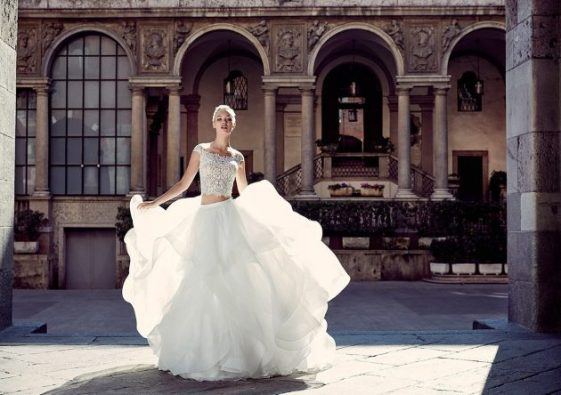 Eddy K Milano Bridal Collection Spring Summer 2017 6