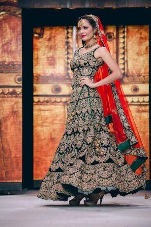 Indian Bridal Formal Lehenga Dresses Summer-Autumn 5