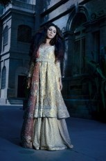 Teena Durrani Luxury Bridal Traditional Dresses 2016