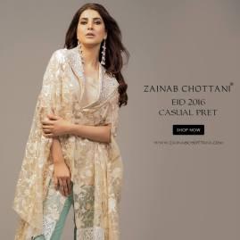 Zainab Chottani Bridal Formal Wear Summer 2016 18