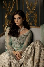 Ammara Khan Luxury Bridal Dresses Winter Collection 2017