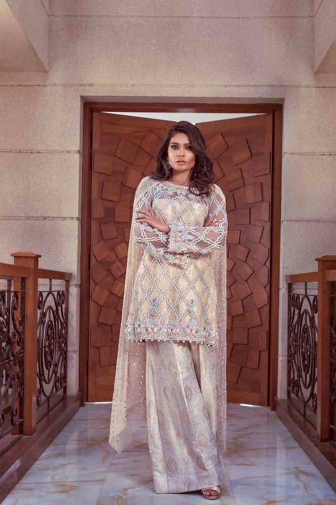 Anus Abrar Bridal Formal Summer Collection 2017 8