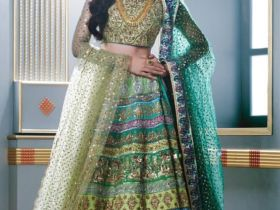 Multi Shaded Lehenga Designs Brides Need To Wear On Formal Events