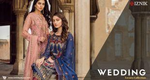Iznik Chiffon Luxury Wedding Collection 2018