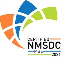 National Minority Supplier Development Council - 2021 MBE Certified