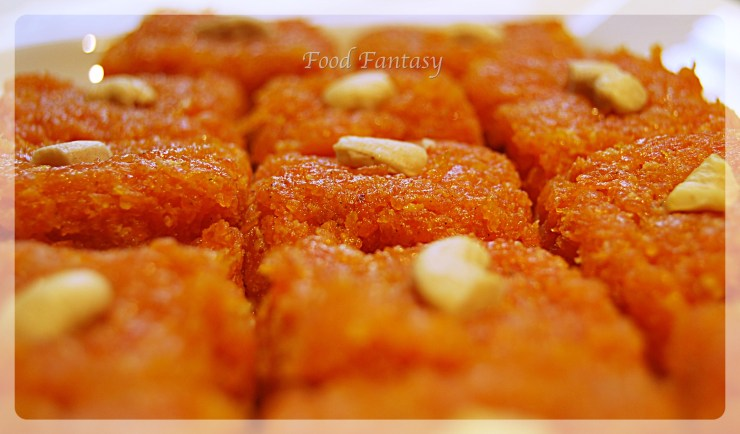 GajarBarfi at YourFoodFantasy.com