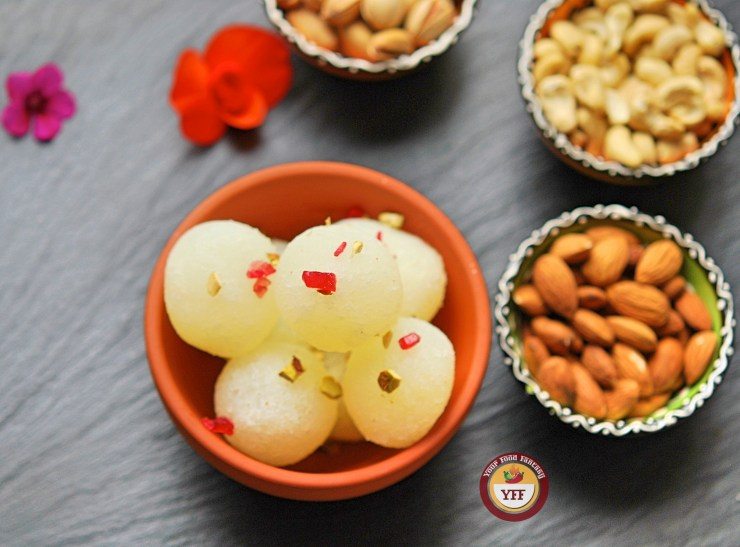Rasgulla Recipe | Your Food Fantasy