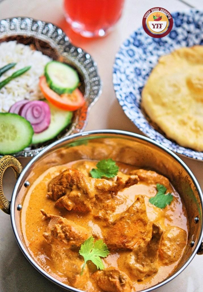 Butter Chicken Recipe | Chicken Recipes | Your Food Fantasy