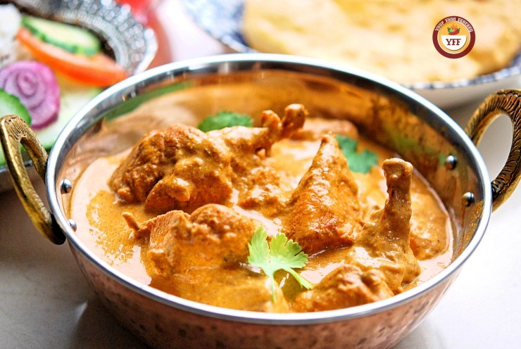Butter Chicken Recipe | How to make butter chicken | YourFoodFantasy.com