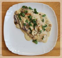 bruschetta con funghi | yourfoodfantasy by meenu gupta
