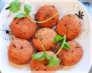 Paneer Potato Cutlet