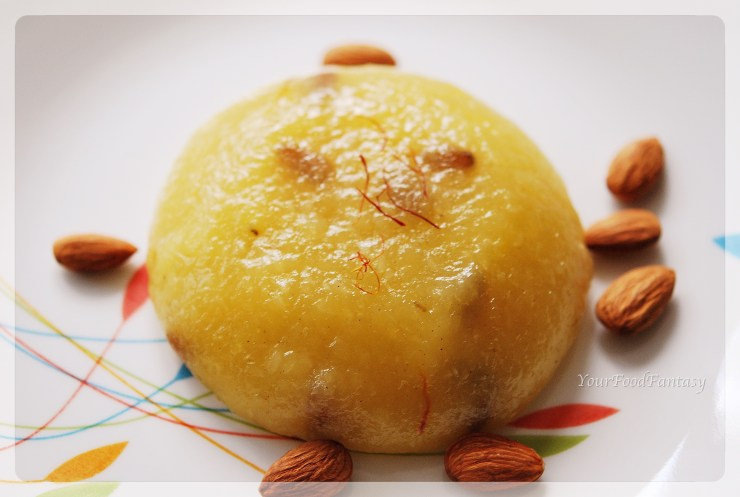 potato halwa recipe | yourfoodfantasy by meenu gupta