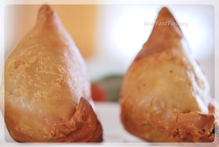 punjabi samosa | yourfoodfantasy