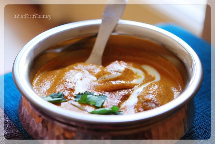 Creamy Malai Kofta - YourFoodFantasy.com by Meenu Gupta