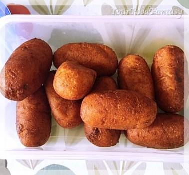 Fried Kofta