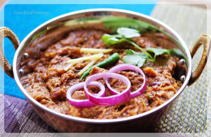 baingan bharta recipe by meenu gupta