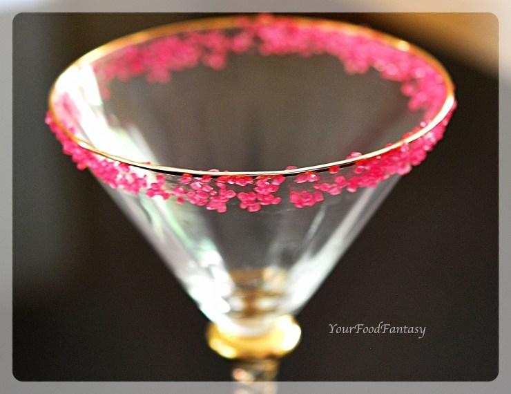 Strawberry Margarita Glass | Your Food Fantasy