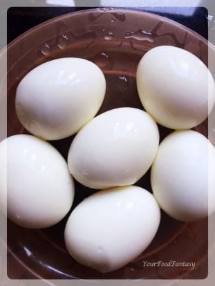 Boiled Eggs | Egg Curry Recipe | YourFoodFantasy.com