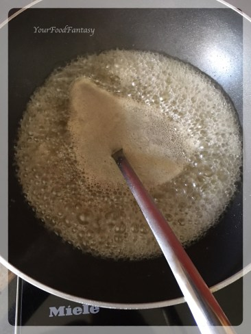Sugar Syrup Making | Ghevar Recipe | YourFoodFantasy.com
