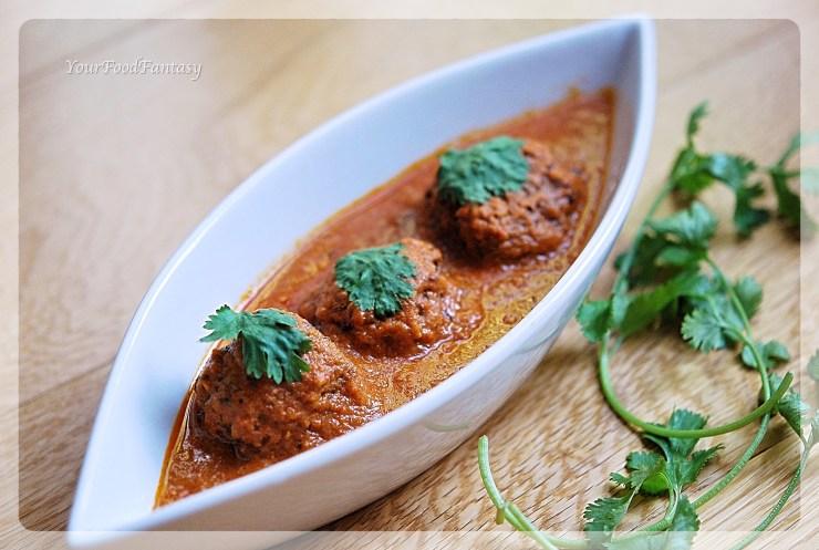 Tasty Lauke Ke Kofte | YourFoodFantasy.com