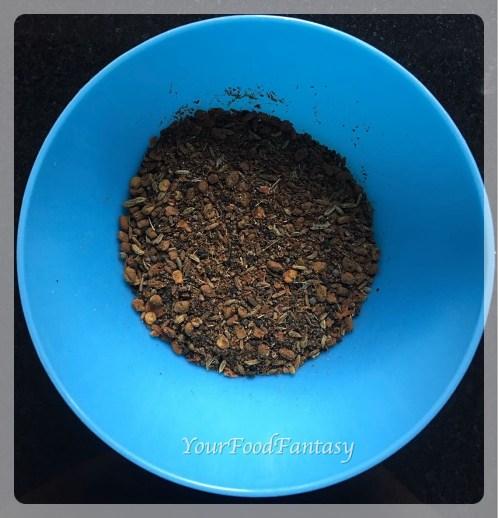 Roasted Spices for Achari Gosht | YourFoodFantasy.com
