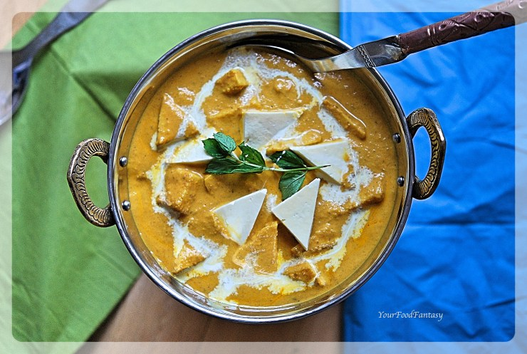 how-to-make-shahi-paneer-yourfoodfantasy-com